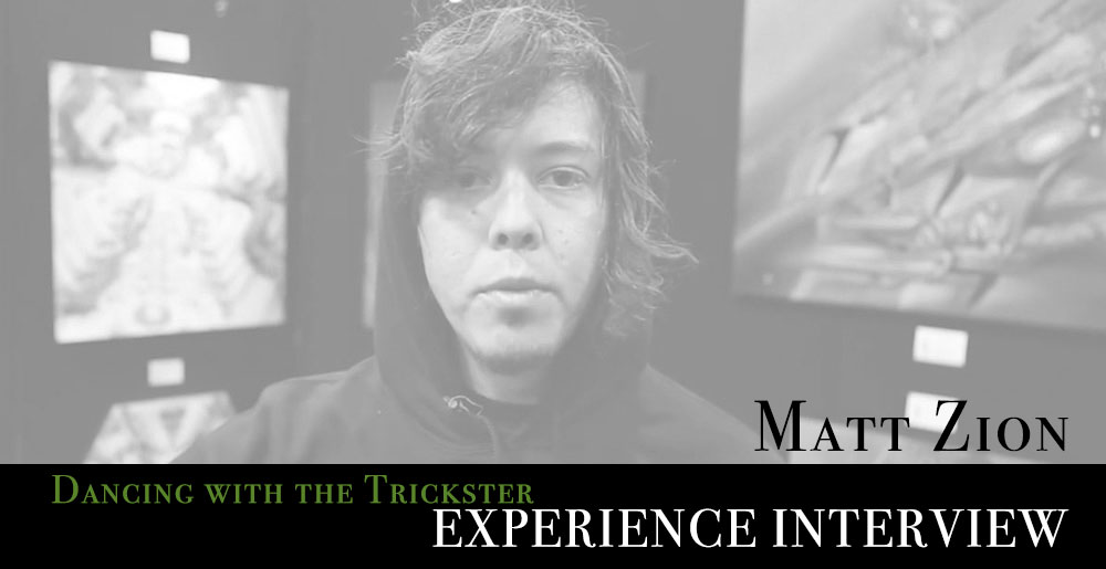 Experience Interview: Matt Zion