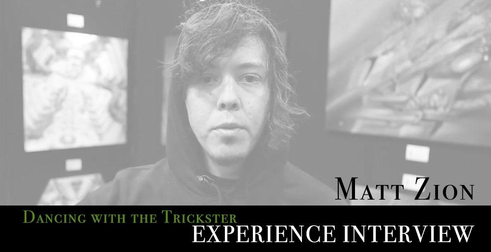 Experience Interview: Matt Zion